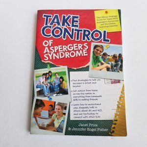 3/$20 Take Control of Asperger's Syndrome Book